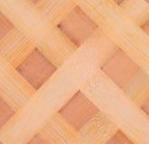 Teste padrão vertical de madeira Imagens de Stock