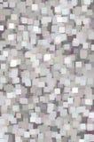 Teste padrão vertical do fundo quadrado abstrato detalhado da textura, rosa, cinza, azul, branco, verde, contexto macro Textured  ilustração do vetor