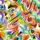 Teste padr?o colorido abstrato da c?pia de bloco ilustração royalty free