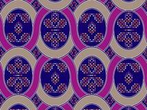 Teste padr?o colorido abstrato da c?pia de bloco ilustração do vetor
