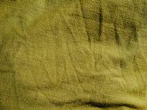 Teste padr?o do fundo da textura C?quis de seda da tela, verde, cinza de campo Drapeje, cortina imagens de stock royalty free