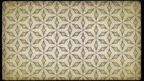Teste padr?o do papel de parede floral do vintage ilustração stock