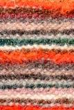 Teste padr?o feito malha colorido do fundo da textura de l?s com alta resolu??o fotos de stock royalty free