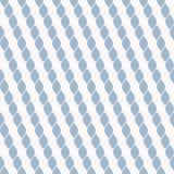 Teste padr?o sem emenda geom?trico do vetor com cordas diagonais Estilo marítimo náutico ilustração royalty free
