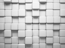 Teste padrão abstrato do quadrado Imagem de Stock Royalty Free