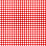 Teste padrão Checkered sem emenda Imagens de Stock