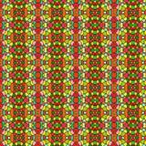 Teste padrão colorido Fotos de Stock Royalty Free