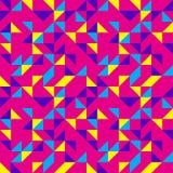 Teste padrão cor-de-rosa brilhante do PNF Fotos de Stock