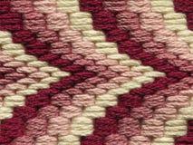Teste padrão da tapeçaria Imagens de Stock