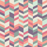 Teste padrão de desenhos em espinha Imagens de Stock