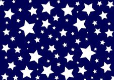 Teste padrão de estrela Fotos de Stock