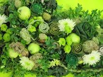 Teste padrão de flores colorido Imagem de Stock