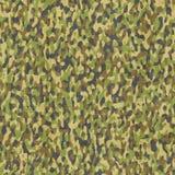 Teste padrão de pano camuflar Imagem de Stock Royalty Free
