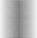 Teste padrão de pontos do vetor Fotos de Stock