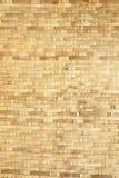 Teste padrão de weave de cesta de bambu Fotografia de Stock Royalty Free