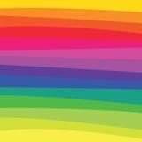 Teste padrão do arco-íris Fotos de Stock
