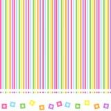 Teste padrão do bebê do PNF Imagens de Stock