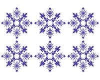 Teste padrão do papel de parede Foto de Stock Royalty Free