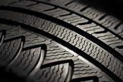 Teste padrão do pneu de carro Fotos de Stock