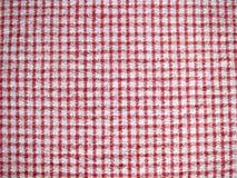 Teste padrão do Table-cloth Fotografia de Stock Royalty Free