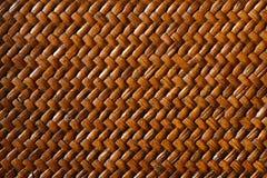 Teste padrão do Weave Imagens de Stock Royalty Free