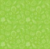 Teste padrão dos vegetais Imagem de Stock Royalty Free