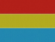 Teste padrão evolutivo do Weave Imagem de Stock Royalty Free