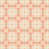 Teste padrão floral da repetição do vintage Fotografia de Stock Royalty Free