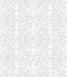 Teste padrão floral sem emenda no estilo tradicional Imagem de Stock