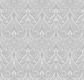 Teste padrão islâmico do motivo do vintage Imagem de Stock Royalty Free