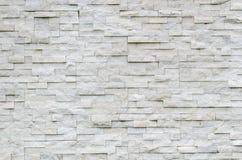 Teste padrão moderno da parede de pedra real Imagens de Stock Royalty Free