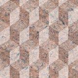 Teste padrão quadriculado de papel, repetindo o teste padrão Fotografia de Stock Royalty Free