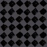 Teste padrão sem emenda Checkered Foto de Stock