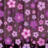 Teste padrão sem emenda da flor Imagens de Stock Royalty Free