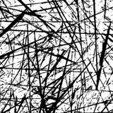 Teste padrão sem emenda da textura da pintura do vetor do Grunge Fotografia de Stock Royalty Free