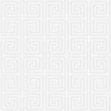 Teste padrão sem emenda do meandro clássico Fotografia de Stock