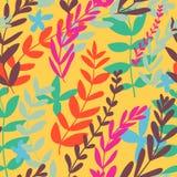 Teste padrão sem emenda floral Imagem de Stock Royalty Free