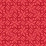 Teste padrão sem emenda geométrico Fotografia de Stock