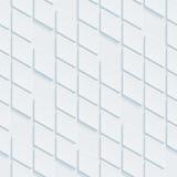 Teste padrão sem emenda geométrico da olá!-tecnologia abstrata Imagens de Stock Royalty Free