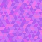 Teste padrão sem emenda geométrico do vetor Imagens de Stock