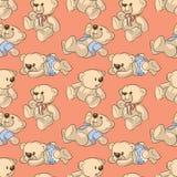 Ursos de peluche Foto de Stock