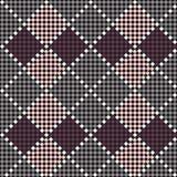 Teste padrão étnico handmade bordado sem emenda Fotografia de Stock Royalty Free