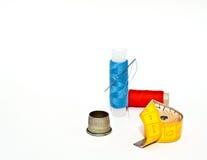 Tester, cilindro porta caratteri e filetti Fotografie Stock Libere da Diritti