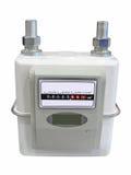 Tester del volume di energia, assorbimento di corrente di energia, isolato Fotografie Stock
