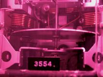 Tester di elettricità Fotografia Stock Libera da Diritti
