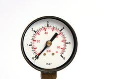 tester di pressione Fotografia Stock Libera da Diritti
