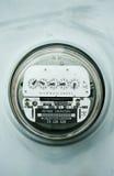 Tester domestico di energia elettrica Fotografia Stock