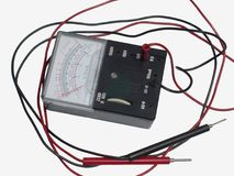 tester elektryczne Zdjęcie Royalty Free