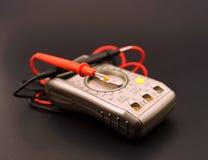 Tester elettrico fotografie stock