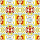 Testes padrões abstratos Fotos de Stock